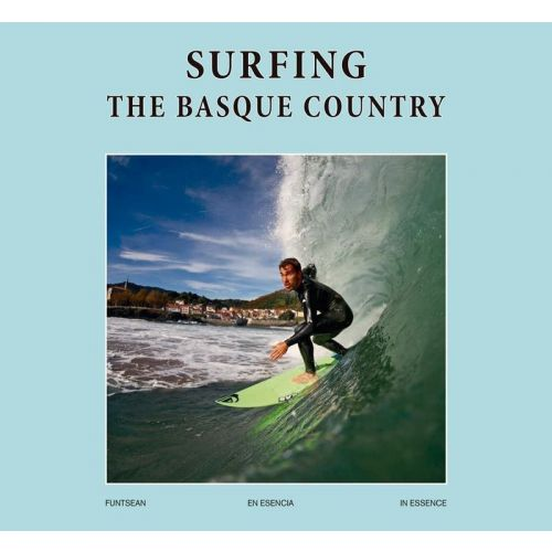 Libro Surfing The Basque Country
