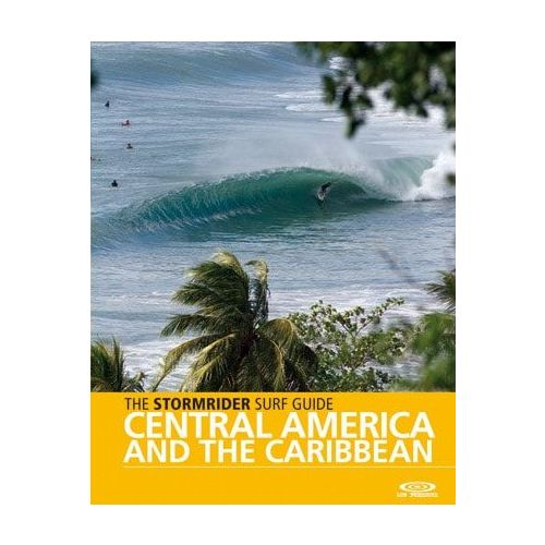 Libro Stormrider Central-America-and-the-Caribbean