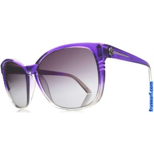 Gafas de sol Electric Rosette purple smoke fade grey grad ES08733361