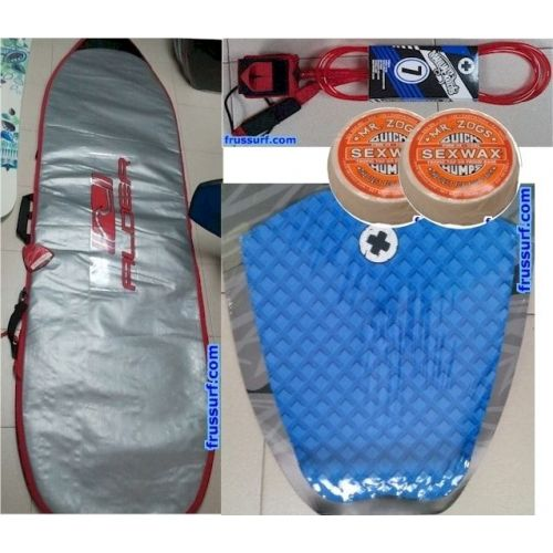 Pack surf 1 invento+funda nylon+parafina+grip