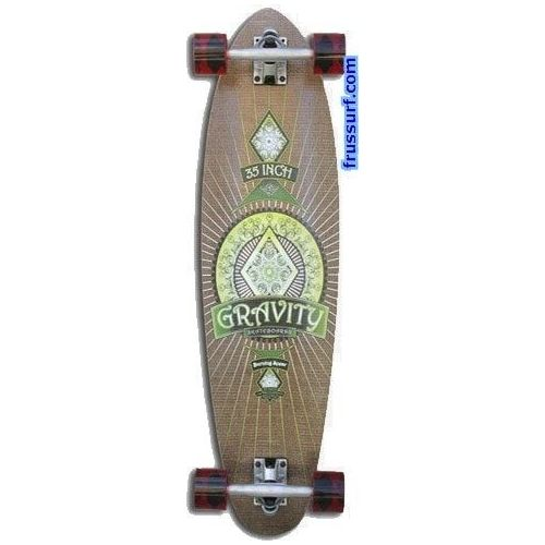 Longskate Gravity Burning Spear 35''