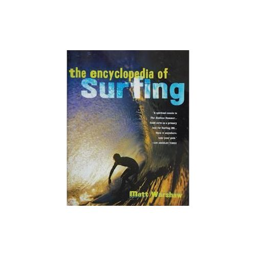 Libro The Enciclopedia of Surfing