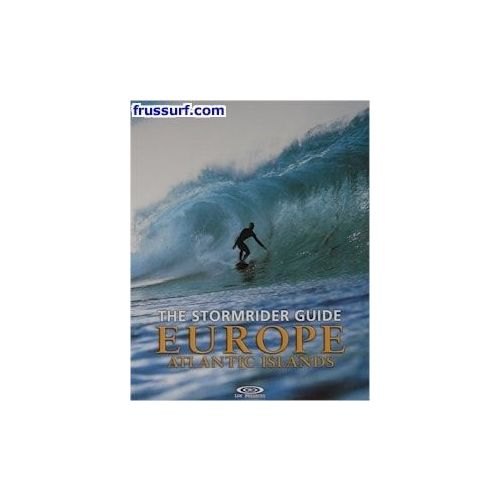 Libro Stormrider Europe Atlantic Islands