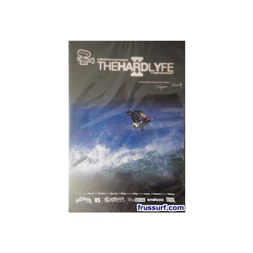 DVD bodyboard The Hard Lyfe II
