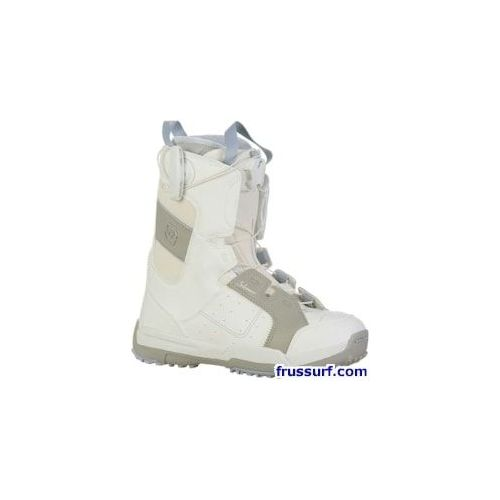 Botas Salomon W Vigil white