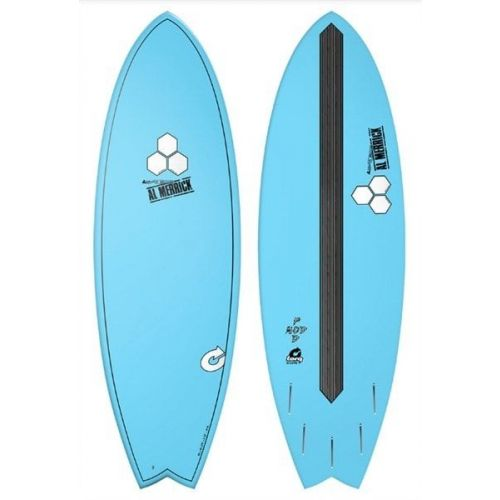 Tabla de surf Al Merrick Pod Mod blue 6'2''