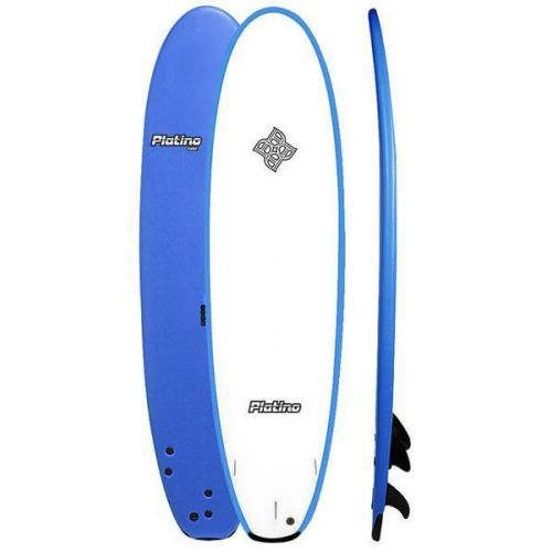 Tabla de surf Softboard Platino 9'0'' azul