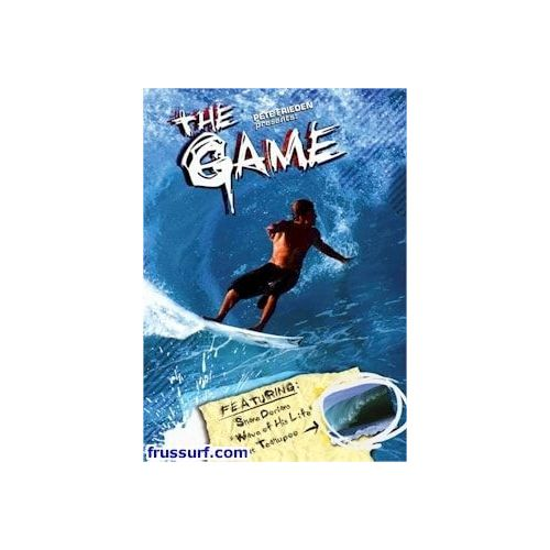 DVD surf The Game