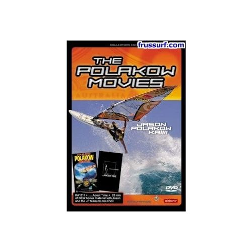 DVD windsurf The Polakow Movies