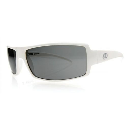 Gafas de sol Electric EC-DC-XL gloss-white grey 38-3020