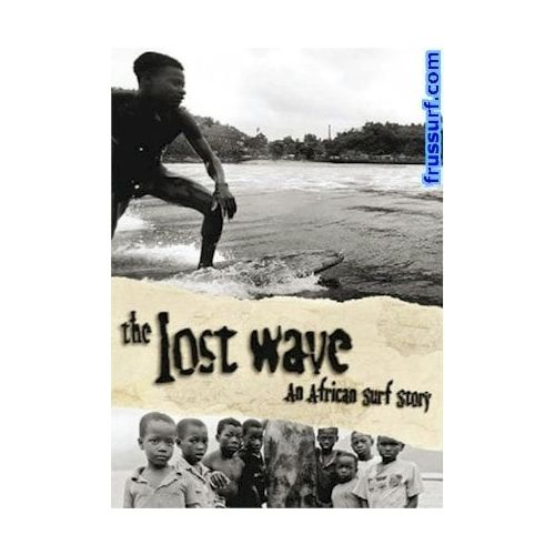 DVD surf The Lost Wave