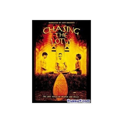 DVD surf-clásicos Chasing the Lotus