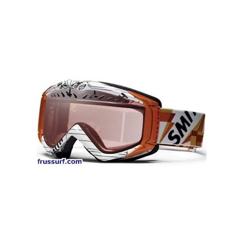 Gafas de ventisca-Goggles Smith Regulator Series Fuse Orange Retro
