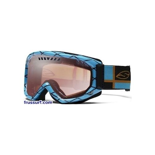 Gafas de ventisca-Goggles Smith Airflow Scope Graphic Blaze Intersection