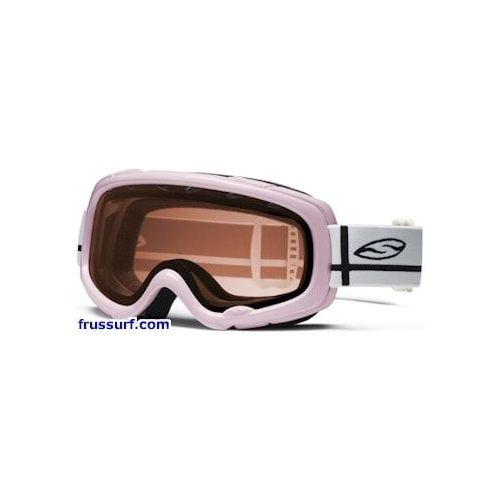 Gafas de ventisca-Goggles Smith Gambler Junior pink