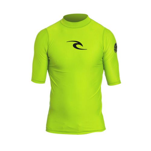 Licra Rip Curl Corpo SS UV Tee lime