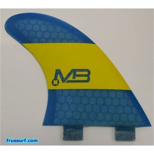 Quillas surf Manual Honey Comb S trifin (3)
