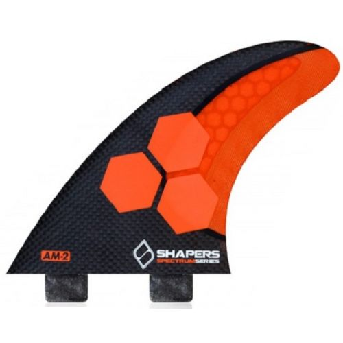 quillas-surf-shapers-carbon-stealth-am-2-negro-naranja