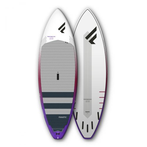 SUP-Paddleboard Fanatic Pro Wave LTD 8'5'' x 29,5'' 108 litros