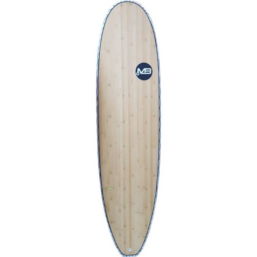 Tabla de surf Manual Epoxy Smally Bamboo-