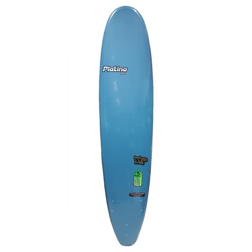 Tabla de surf Softboard Platino 8'0'' azul