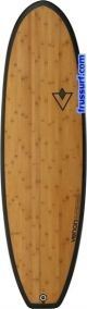 Tabla de surf Venon Epoxy Carbon Fat Pickle 6'4''